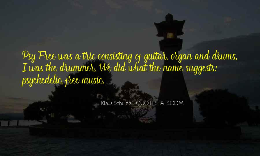 Quotes About Guitar And Music #802705