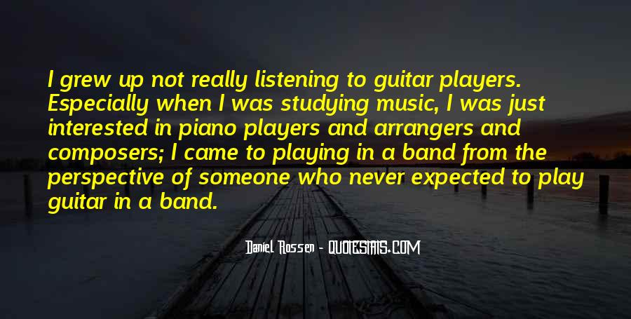 Quotes About Guitar And Music #815689