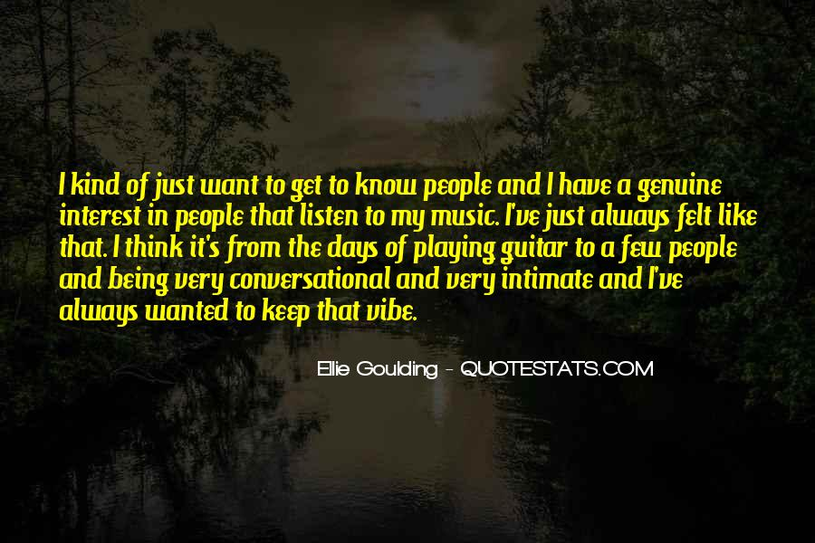 Quotes About Guitar And Music #842051