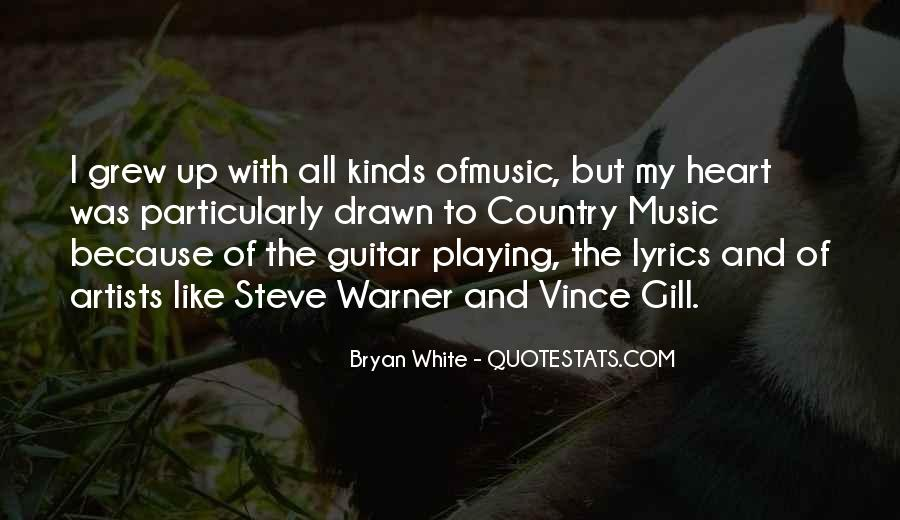 Quotes About Guitar And Music #843840