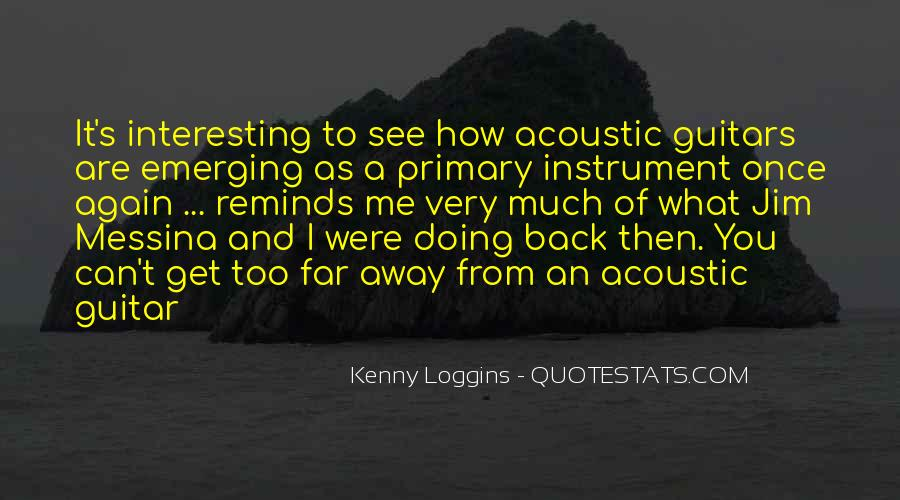 Quotes About Guitar And Music #88589