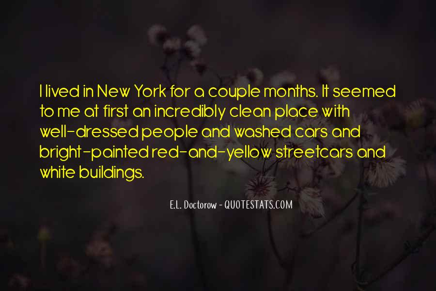 Quotes About New York Buildings #1124309