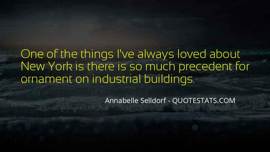 Quotes About New York Buildings #1567489