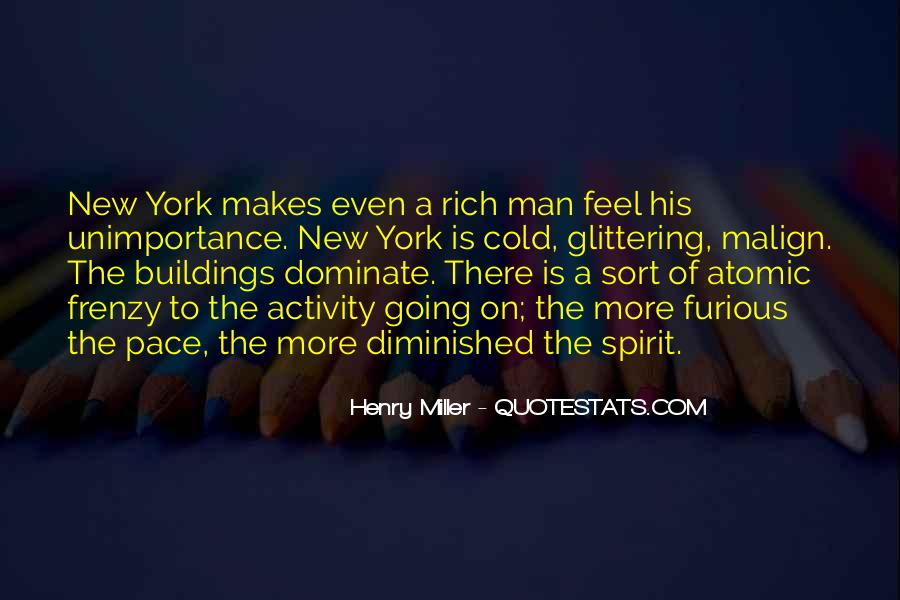 Quotes About New York Buildings #360953