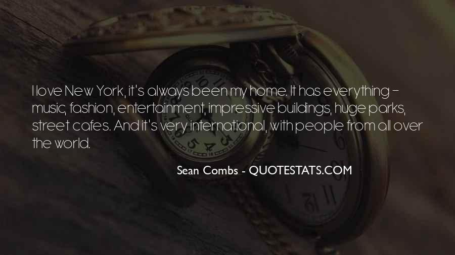 Quotes About New York Buildings #525164