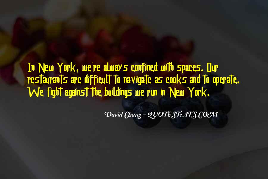 Quotes About New York Buildings #590203