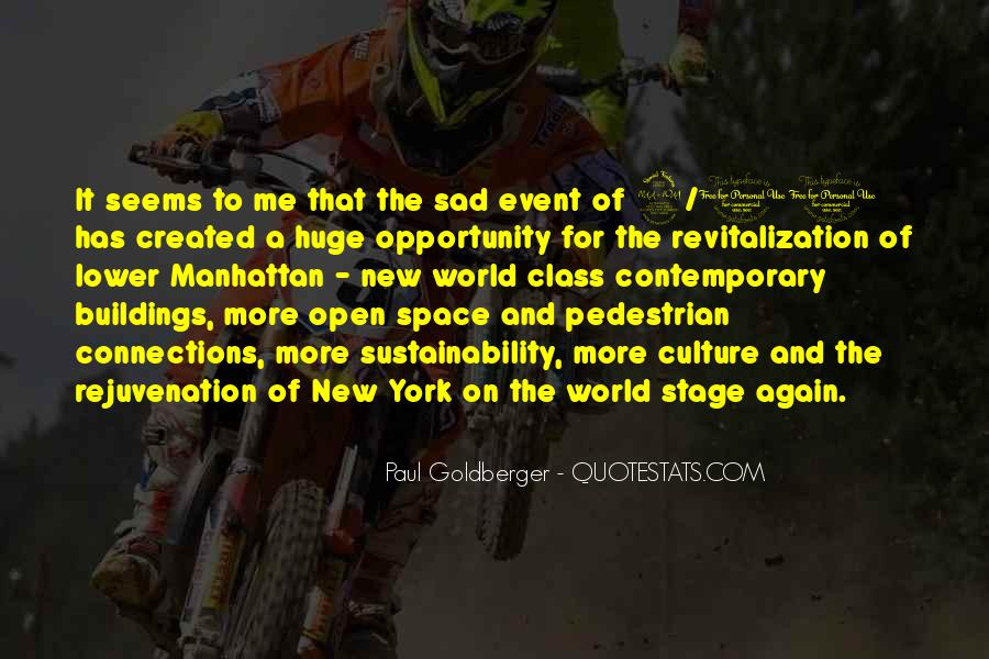 Quotes About New York Buildings #760657