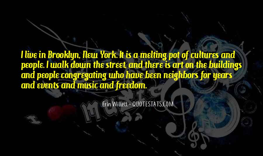 Quotes About New York Buildings #881473