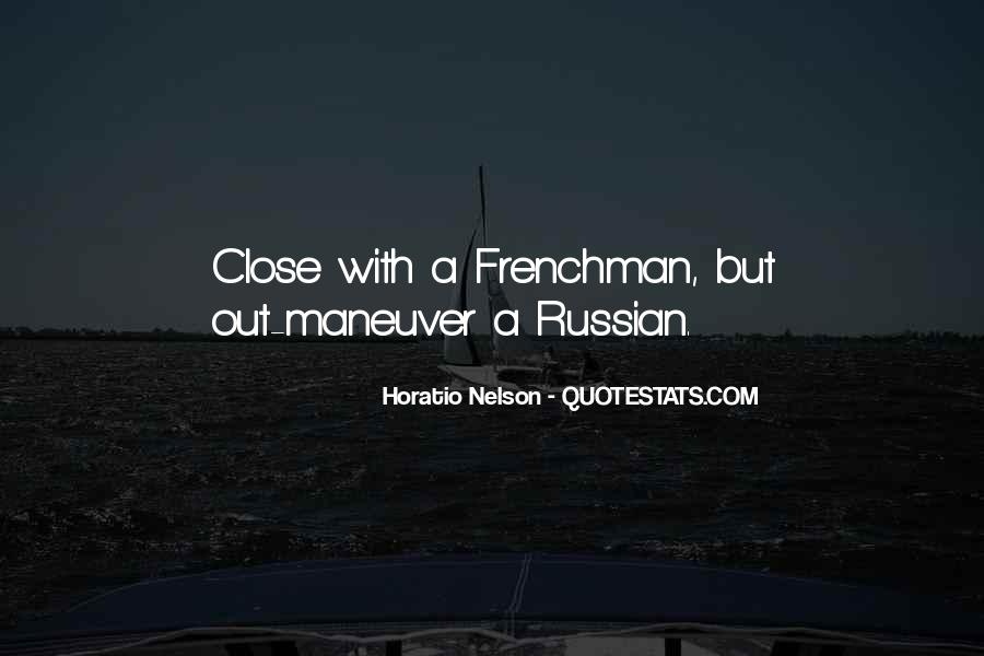 Quotes About Frenchmen #1620146