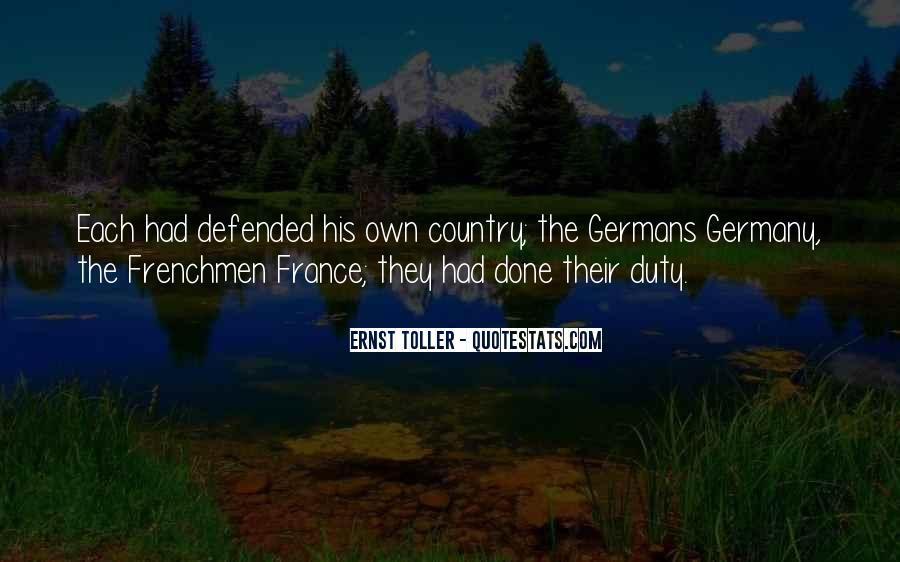 Quotes About Frenchmen #1635666
