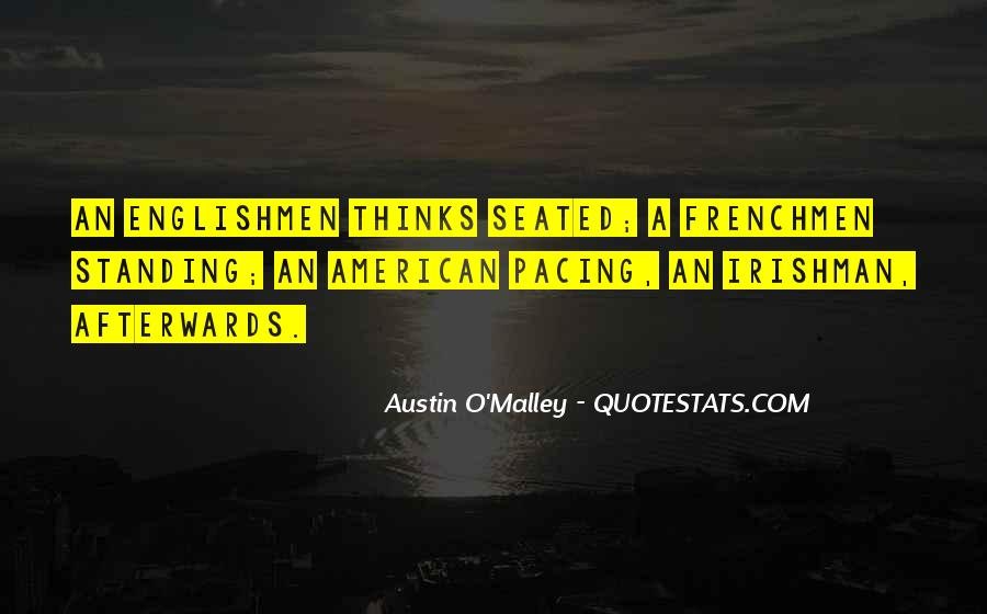 Quotes About Frenchmen #1821959