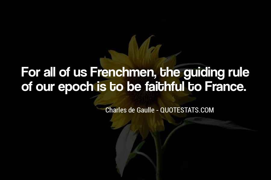 Quotes About Frenchmen #516626