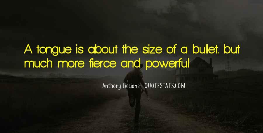 Quotes About Destructive Words #182880