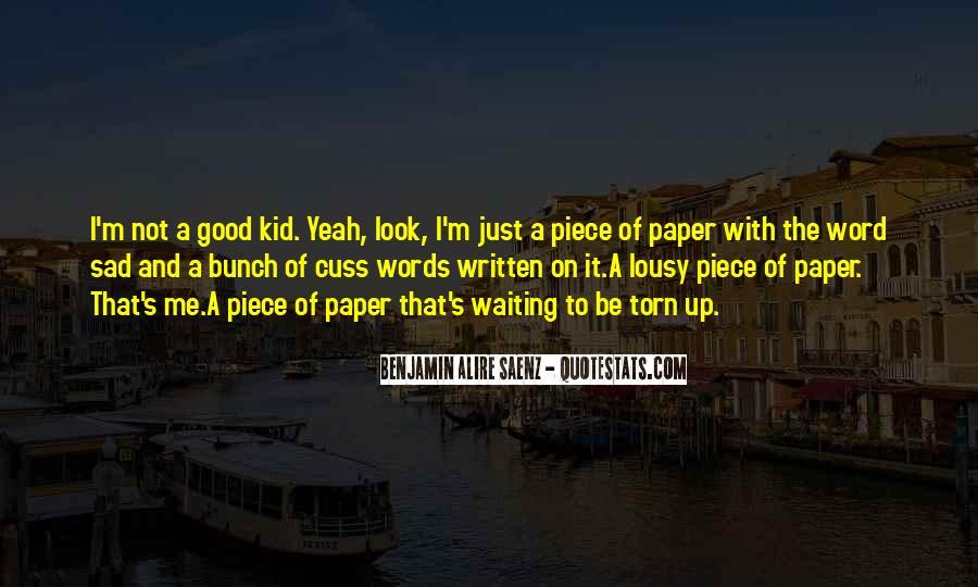 Quotes About Destructive Words #196222