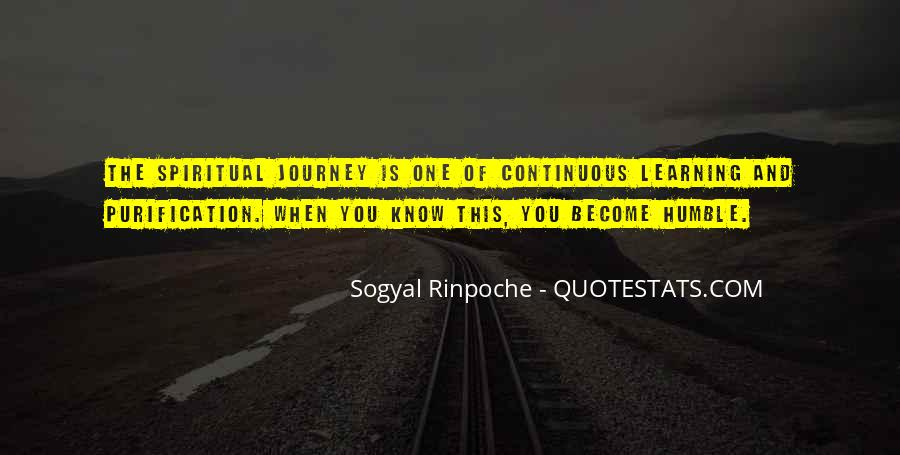 Quotes About The Journey Of Learning #1193926