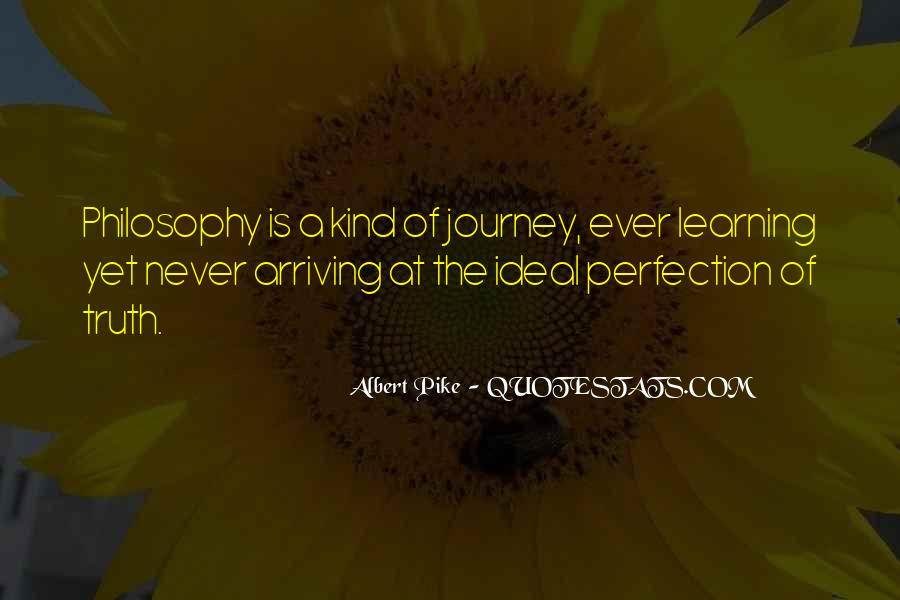 Quotes About The Journey Of Learning #1611700