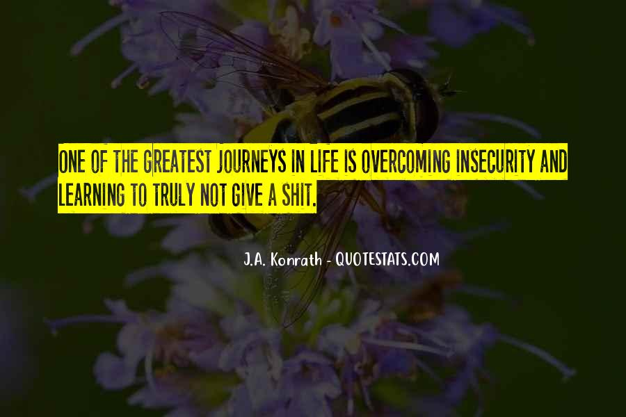 Quotes About The Journey Of Learning #641072