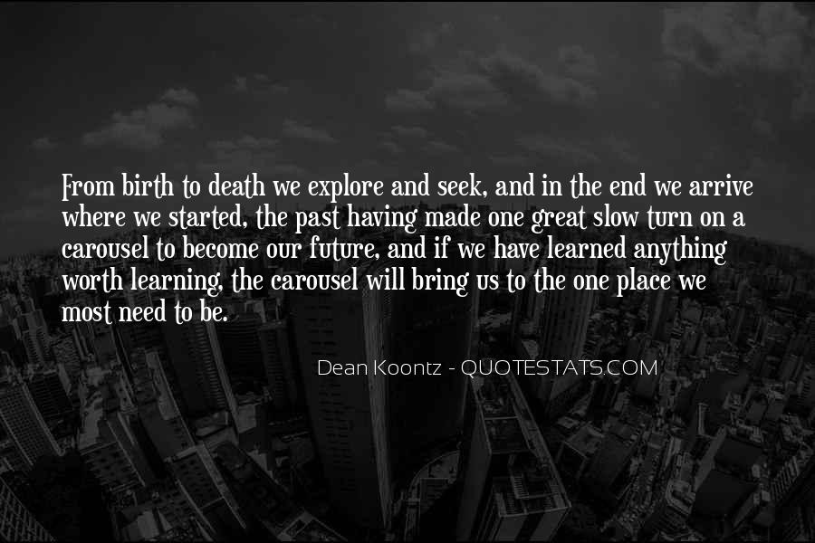 Quotes About The Journey Of Learning #793821