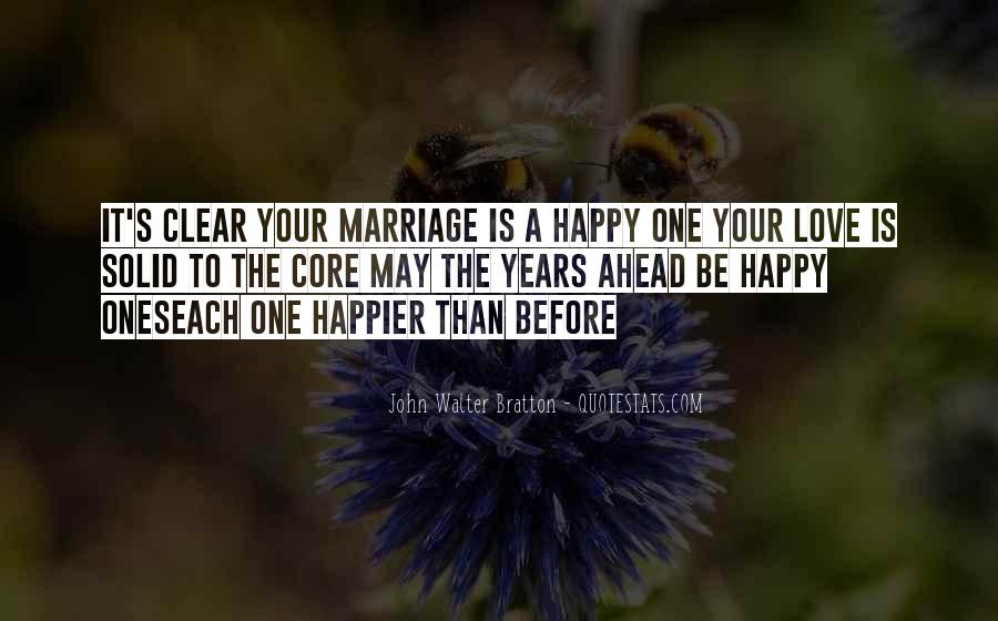 Quotes About Happy Marriage Anniversary #1626108