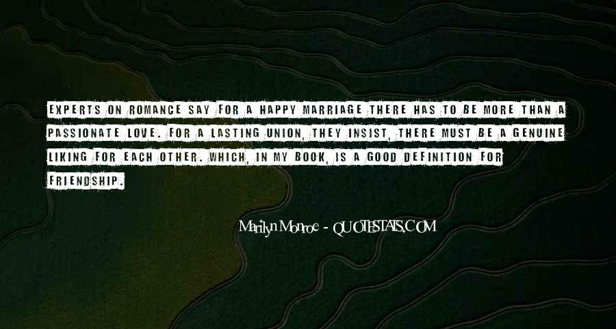 Quotes About Happy Marriage Anniversary #628074