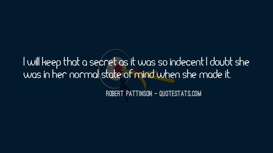 Quotes About Pistanthrophobia #931543