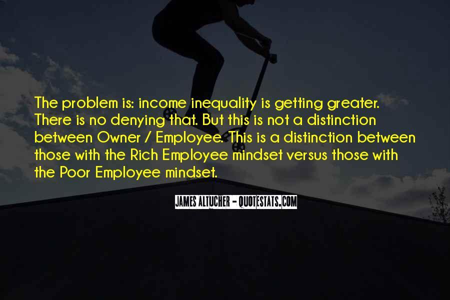 Quotes About Rich Versus Poor #1382538