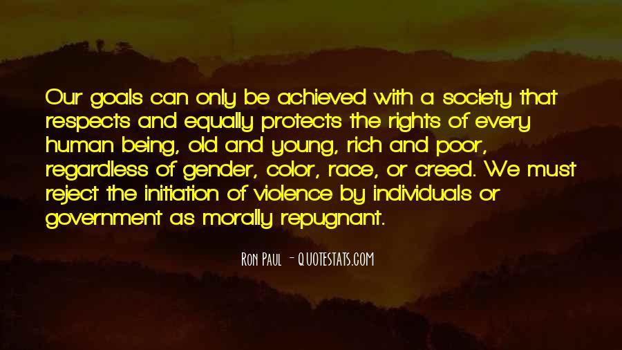 Quotes About Rich Versus Poor #18298