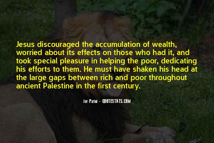 Quotes About Rich Versus Poor #18950