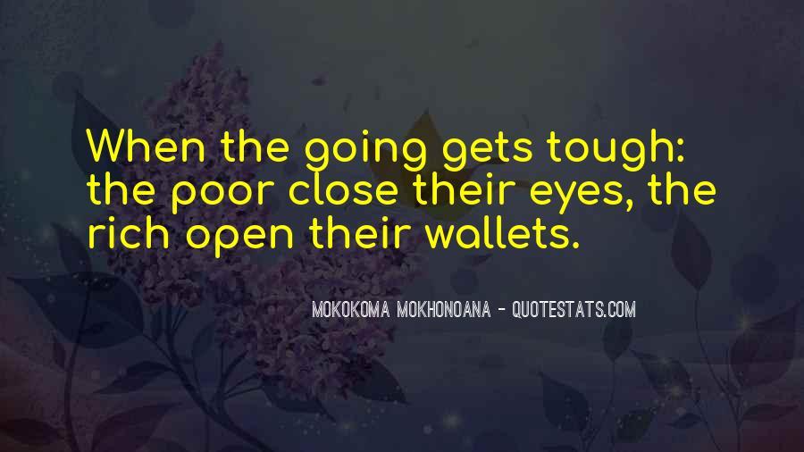 Quotes About Rich Versus Poor #19446