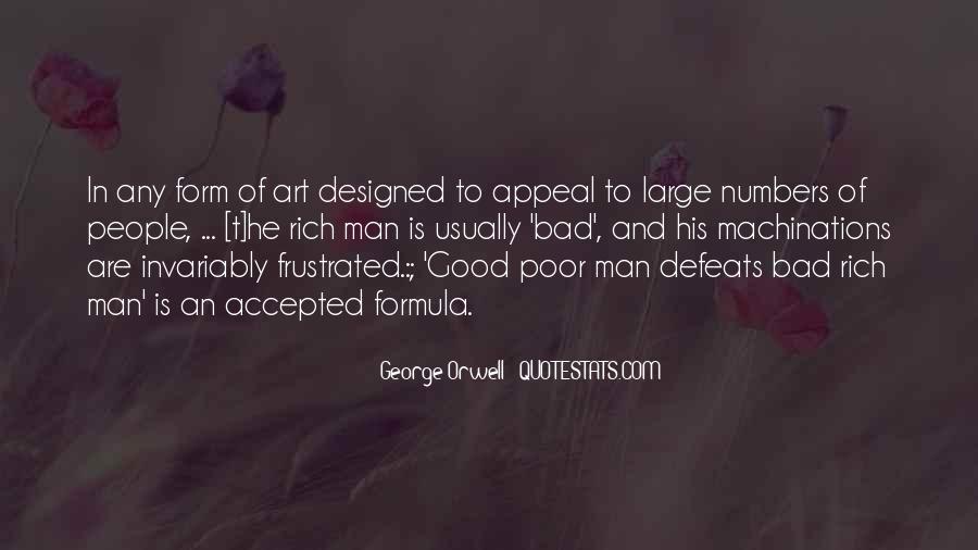 Quotes About Rich Versus Poor #20975