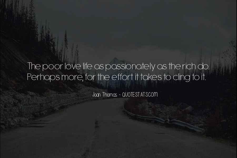 Quotes About Rich Versus Poor #26021