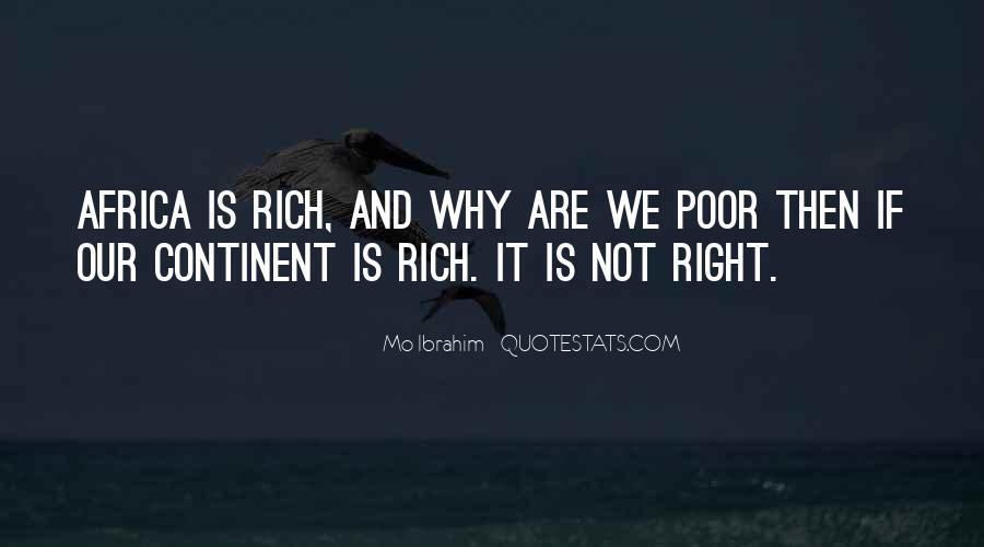 Quotes About Rich Versus Poor #43711