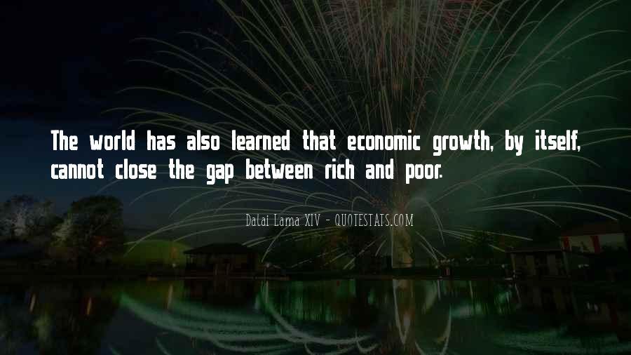 Quotes About Rich Versus Poor #9473