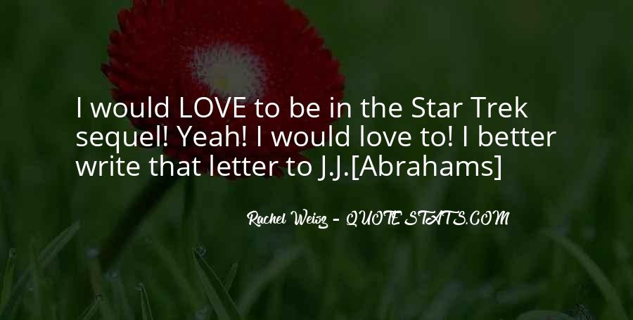 Quotes About Letter J #1140849