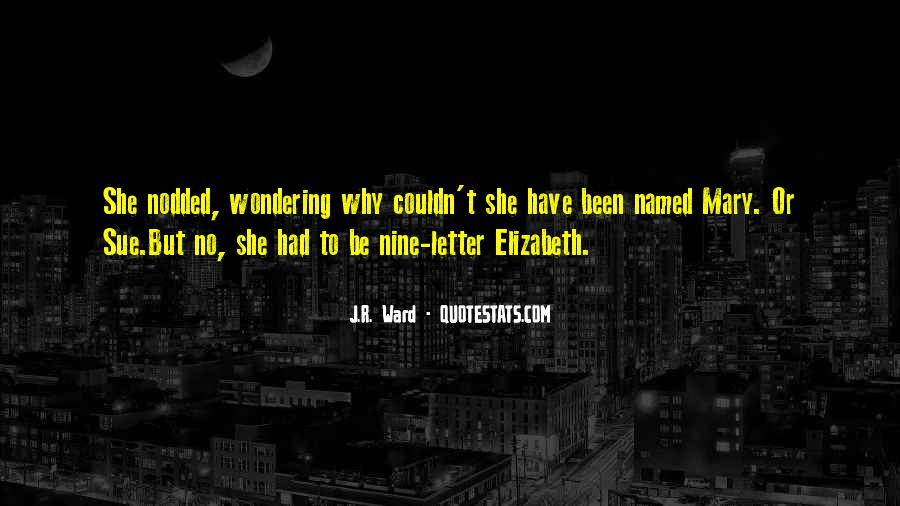 Quotes About Letter J #1589236