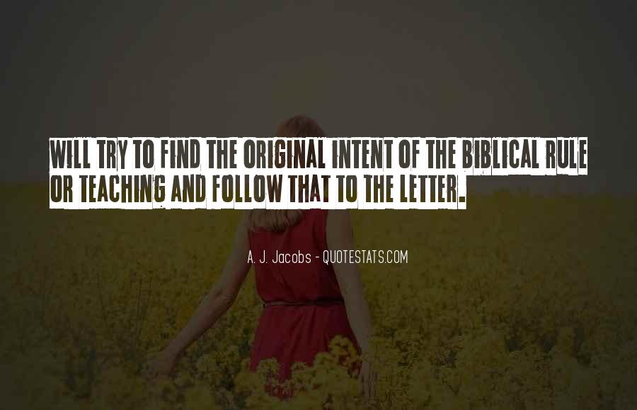 Quotes About Letter J #222385
