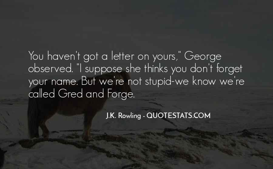 Quotes About Letter J #699739