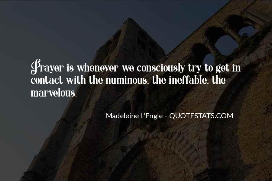 Quotes About Numinous #1233023