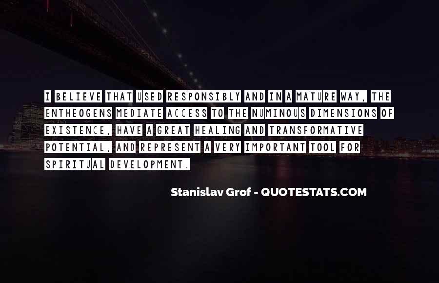 Quotes About Numinous #188183