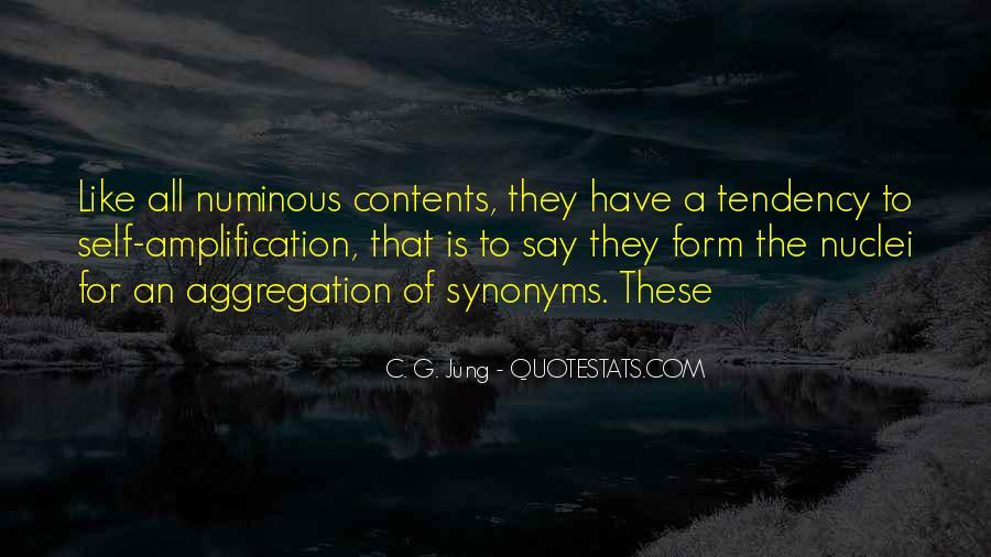 Quotes About Numinous #243394