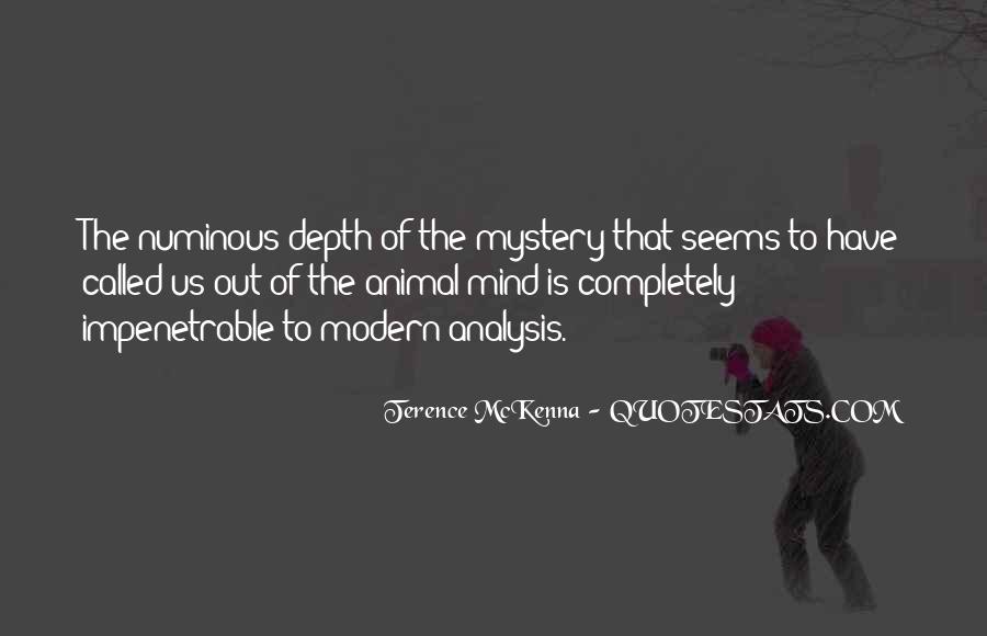 Quotes About Numinous #41165