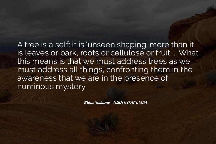 Quotes About Numinous #452309