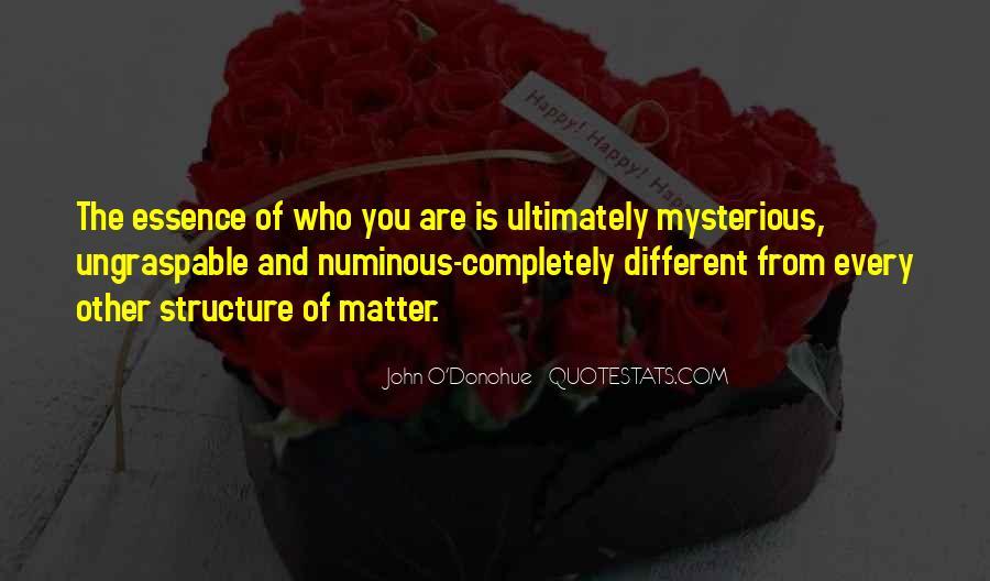 Quotes About Numinous #815988