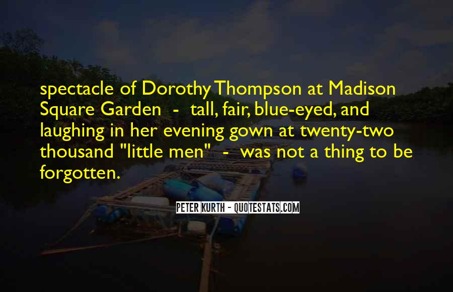 Quotes About Madison Square Garden #682320