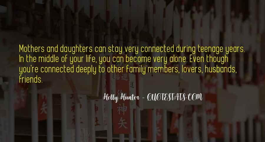 Quotes About Daughters And Mothers #607649