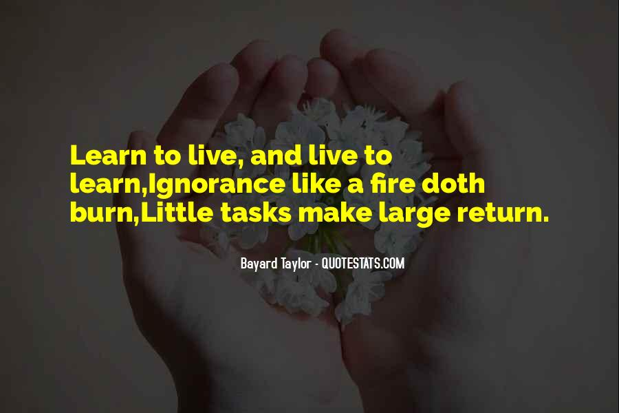Quotes About Large Tasks #363618