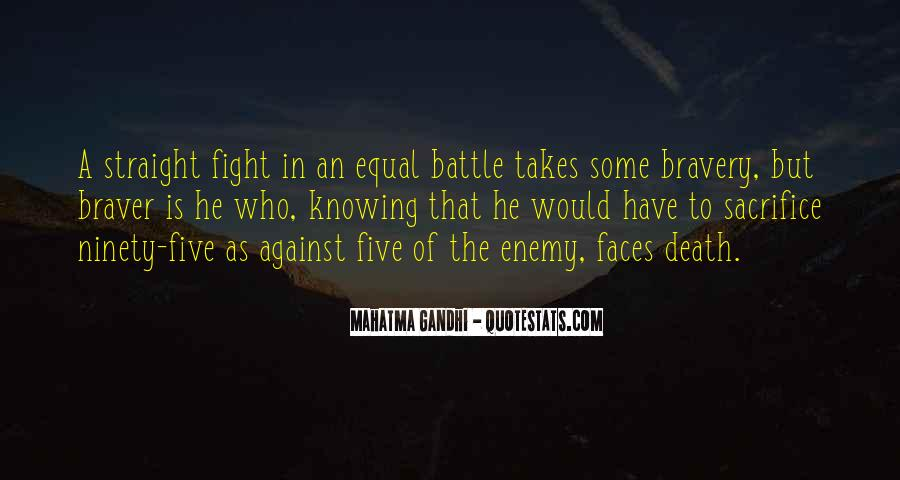 Quotes About Knowing Your Enemy #1289759