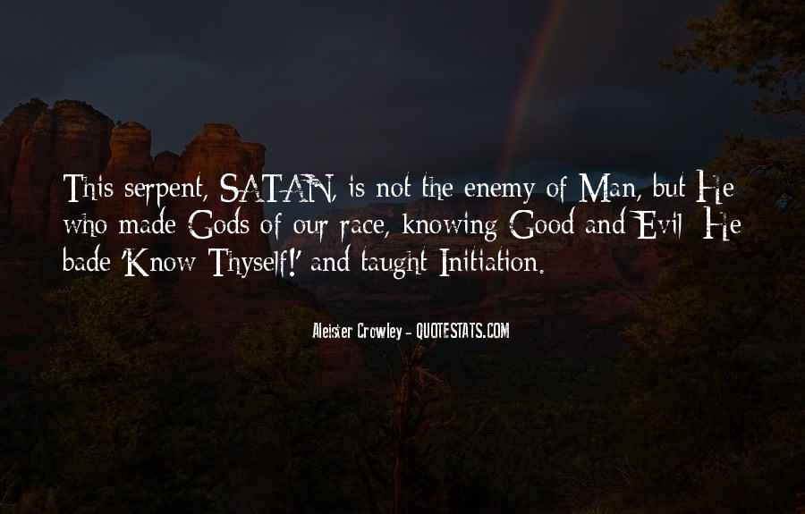 Quotes About Knowing Your Enemy #3910