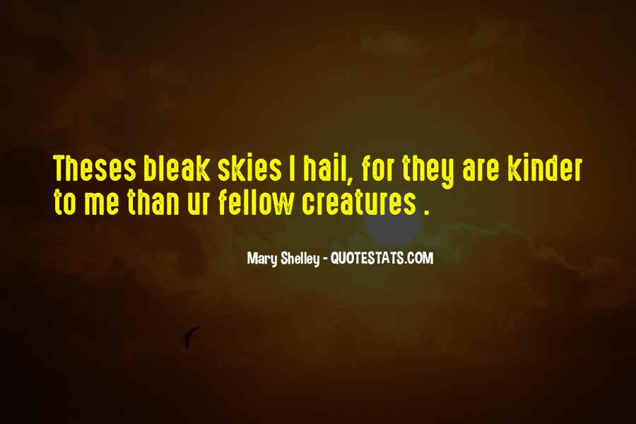 Quotes About Hail Mary #1699702