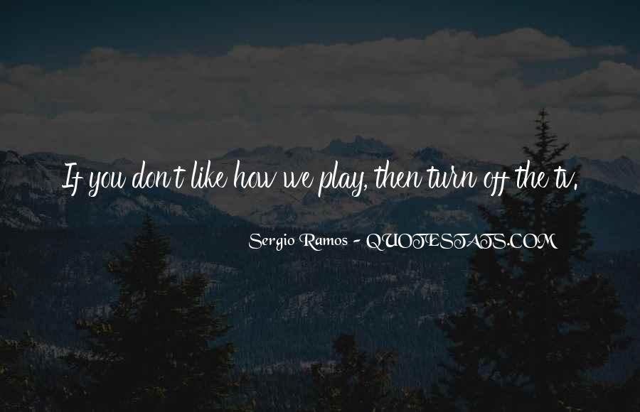 Quotes About Turn Off #145624